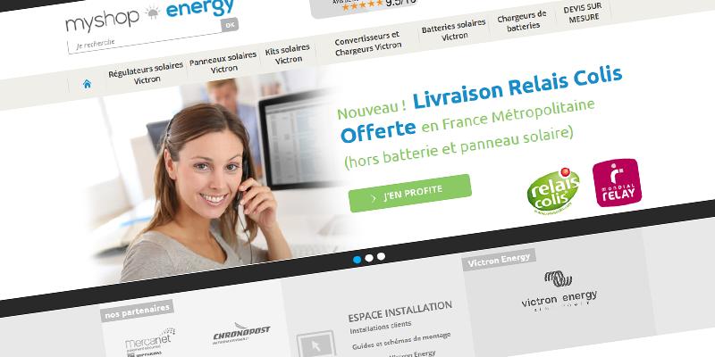 MyShopEnergy, vous propose le meilleur des produits Victron Energy.